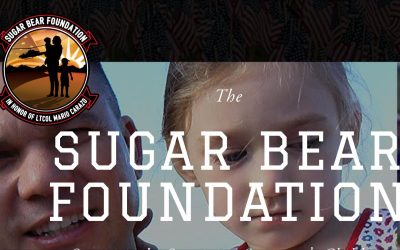 Sweet! The Sugar Bear Foundation Helps Surviving Military Families