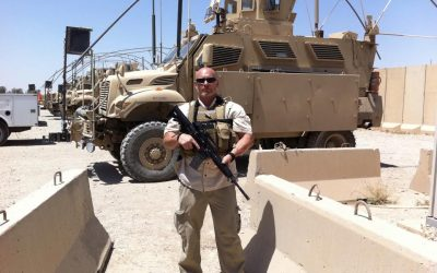 Chad Talbot's 911 Academy Offers Defense Tactics and Firearms Training